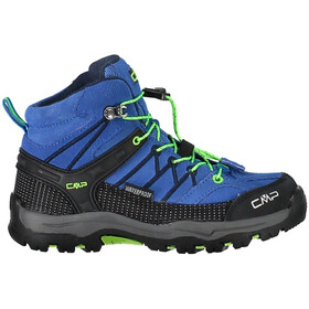 CMP Campagnolo Junior Rigel Mid WP Trekking Shoes Royal-Frog